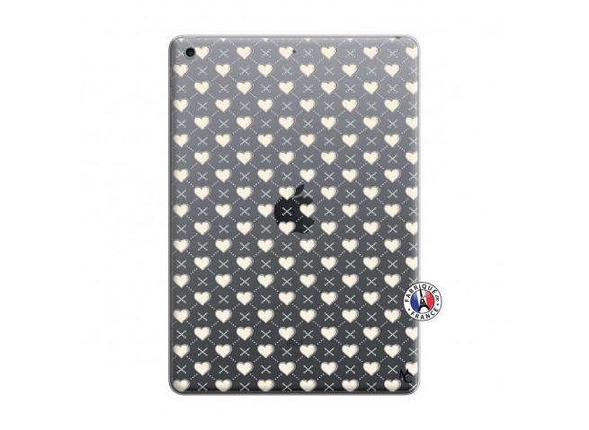Coque iPad 10.2 Little Hearts