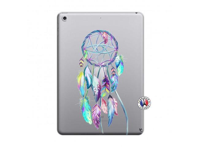 Coque iPad 2018/2017 Blue Painted Dreamcatcher