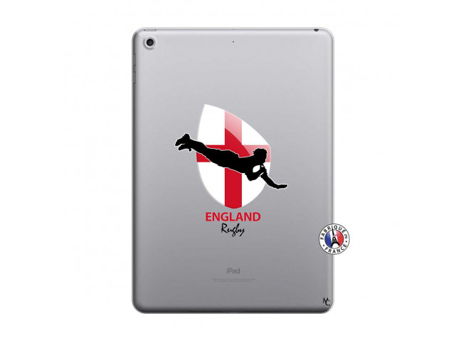 Coque iPad 2018/2017 Coupe du Monde Rugby-England