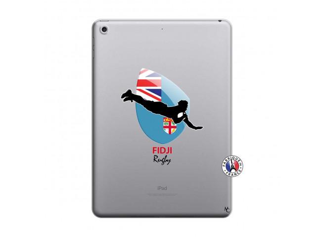 Coque iPad 2018/2017 Coupe du Monde Rugby Fidji
