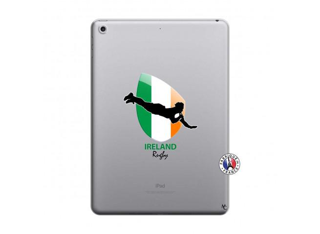 Coque iPad 2018/2017 Coupe du Monde Rugby-Ireland