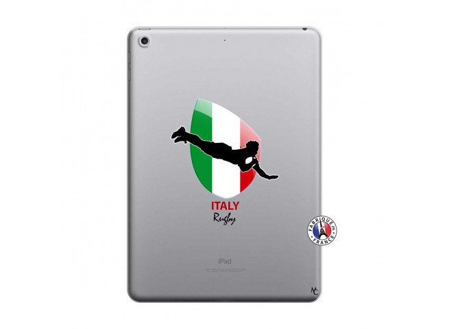 Coque iPad 2018/2017 Coupe du Monde Rugby-Italy