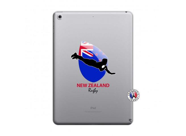 Coque iPad 2018/2017 Coupe du Monde Rugby- Nouvelle Zélande