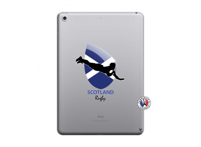 Coque iPad 2018/2017 Coupe du Monde Rugby-Scotland