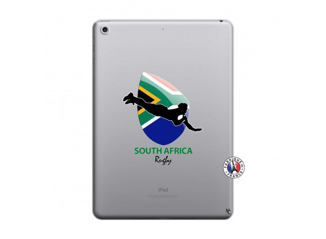 Coque iPad 2018/2017 Coupe du Monde Rugby-South Africa