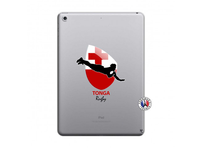 Coque iPad 2018/2017 Coupe du Monde Rugby-Tonga