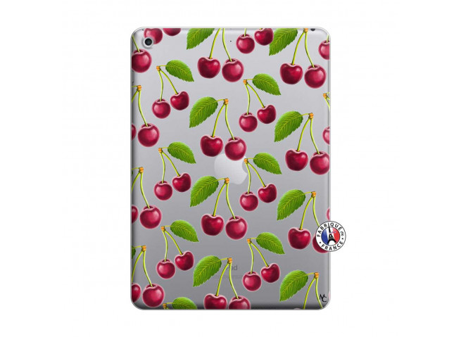 Coque iPad 2018/2017 oh ma Cherry