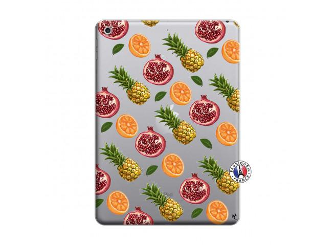 Coque iPad 2018/2017 Fruits de la Passion