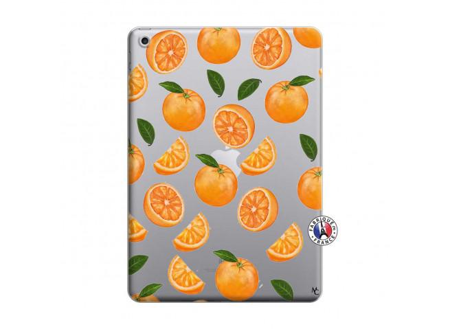 Coque iPad 2018/2017 Orange Gina