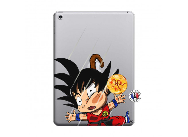 Coque iPad 2018/2017 Goku Impact