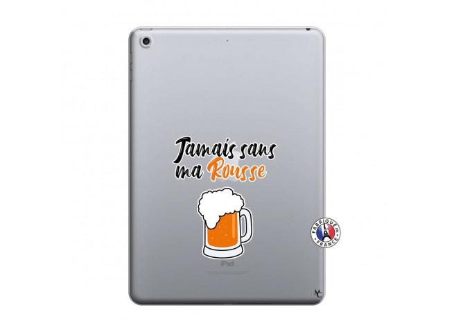 Coque iPad 2018/2017 Jamais Sans Ma Rousse