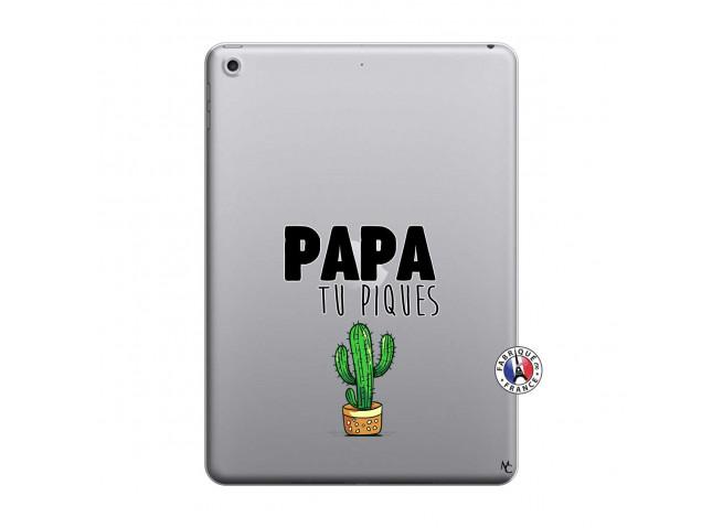 Coque iPad 2018/2017 Papa Tu Piques