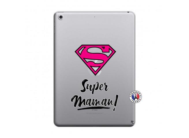 Coque iPad 2018/2017 Super Maman
