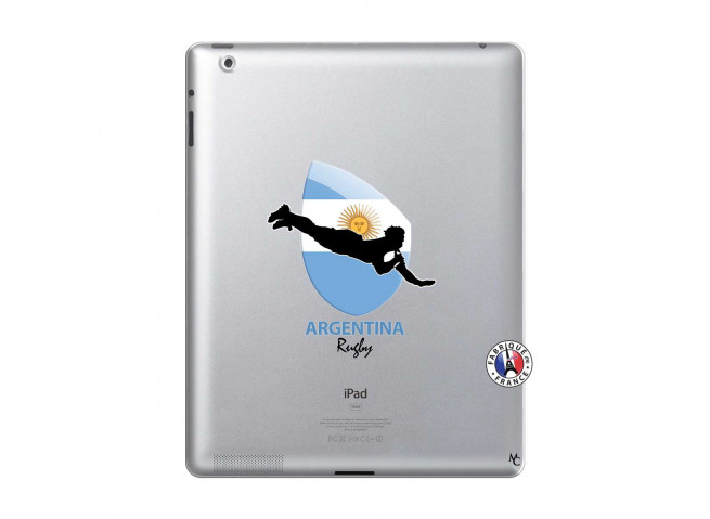 Coque iPad 2 Coupe du Monde Rugby-Argentina