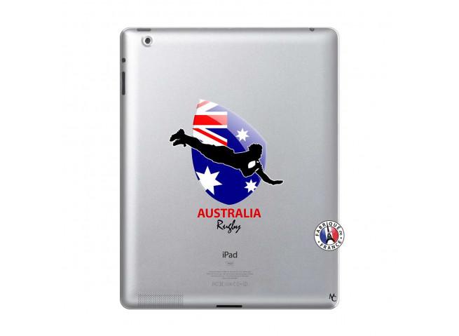 Coque iPad 2 Coupe du Monde Rugby-Australia