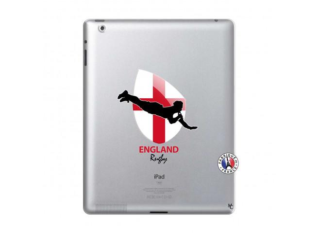 Coque iPad 2 Coupe du Monde Rugby-England