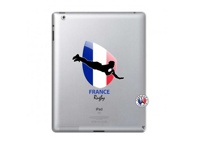 Coque iPad 2 Coupe du Monde de Rugby-France