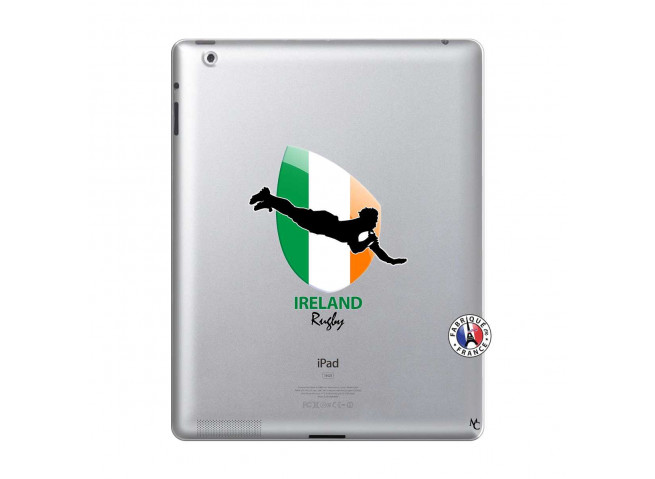 Coque iPad 2 Coupe du Monde Rugby-Ireland
