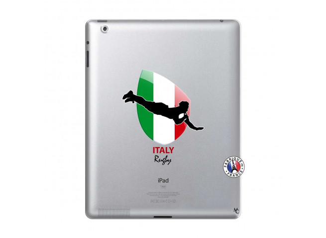 Coque iPad 2 Coupe du Monde Rugby-Italy