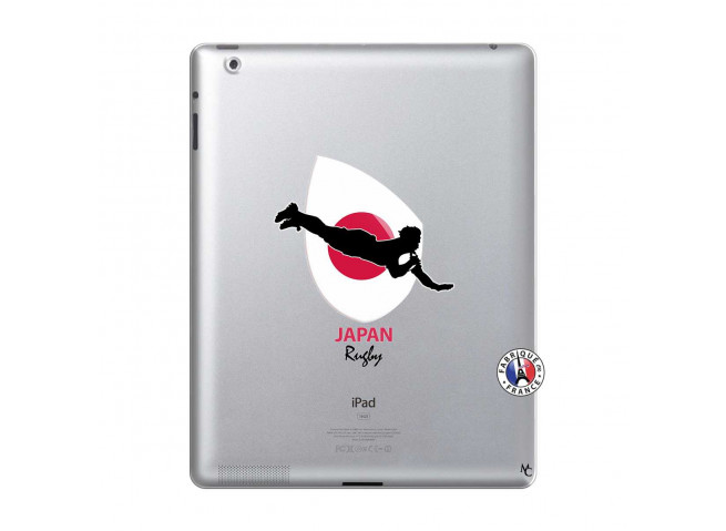 Coque iPad 2 Coupe du Monde Rugby-Japan
