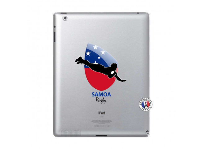Coque iPad 2 Coupe du Monde Rugby-Samoa