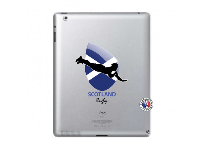 Coque iPad 2 Coupe du Monde Rugby-Scotland