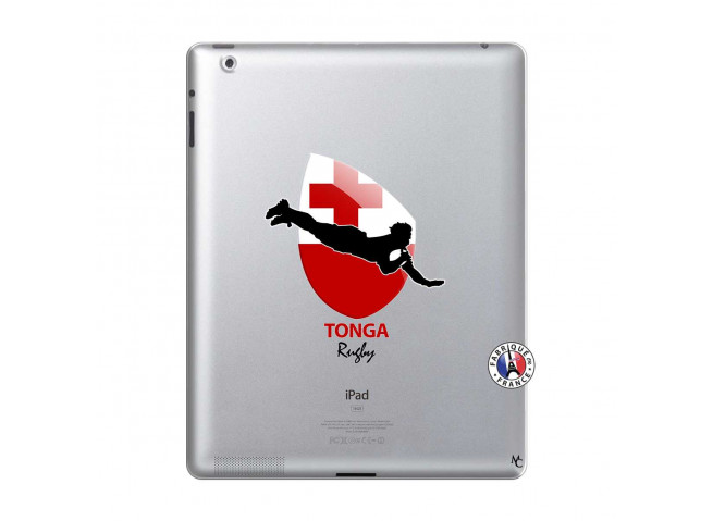 Coque iPad 2 Coupe du Monde Rugby-Tonga