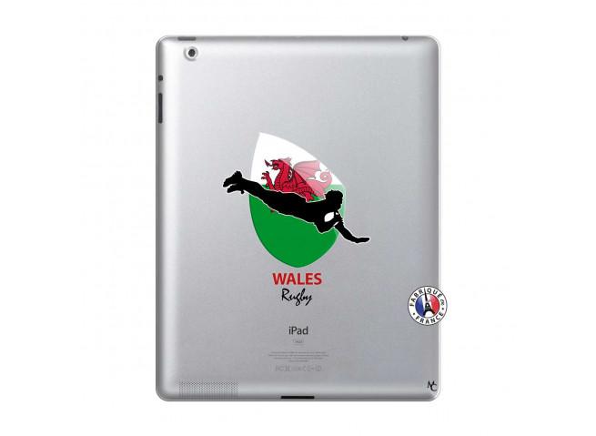 Coque iPad 2 Coupe du Monde Rugby-Walles