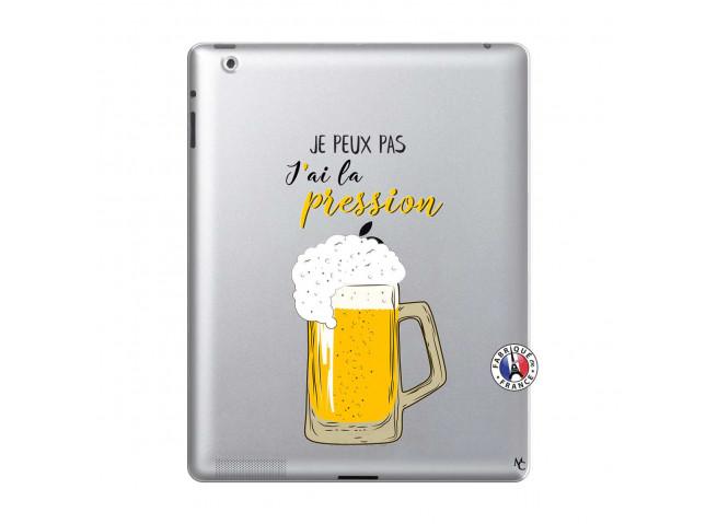 Coque iPad 2 Je peux pas J'ai la Pression