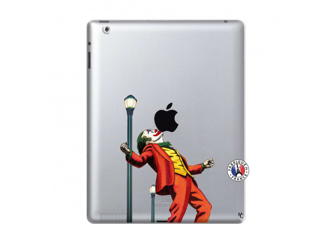 Coque iPad 2 Joker