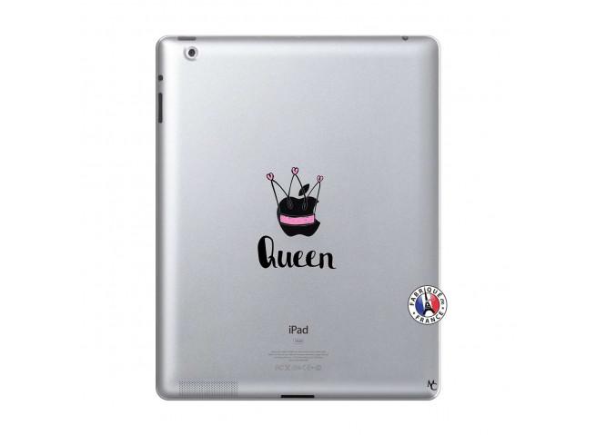 Coque iPad 2 Queen