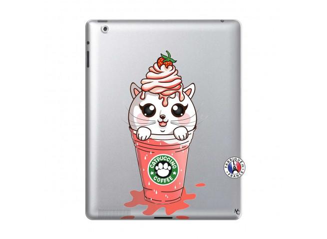 Coque iPad 2 Catpucino Ice Cream