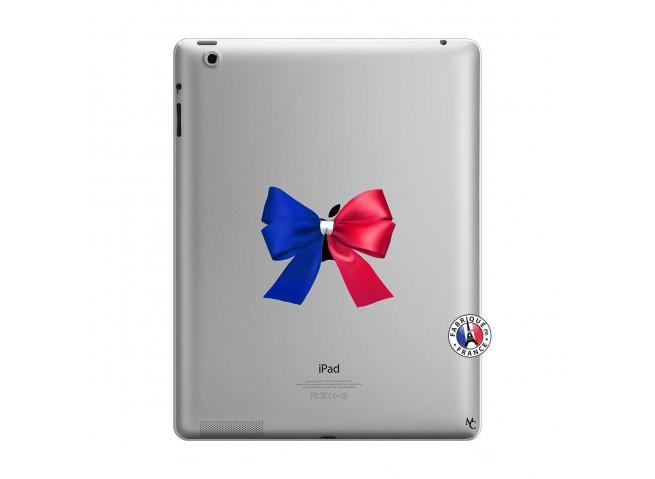 Coque iPad 3/4 Retina Allez Les Bleues