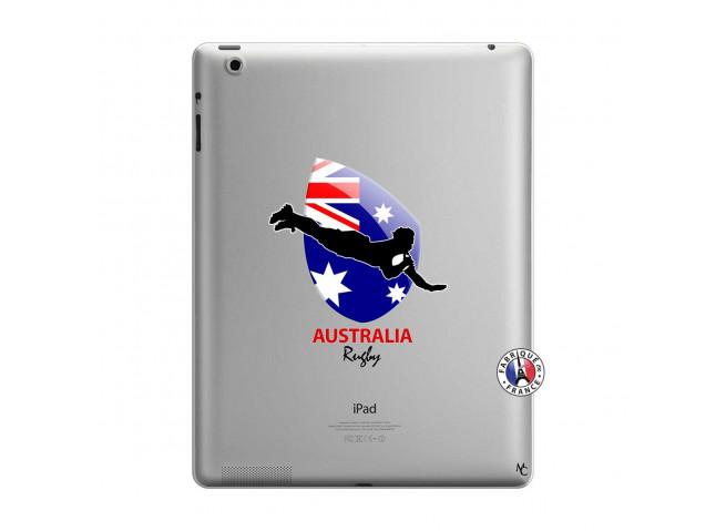 Coque iPad 3/4 Retina Coupe du Monde Rugby-Australia