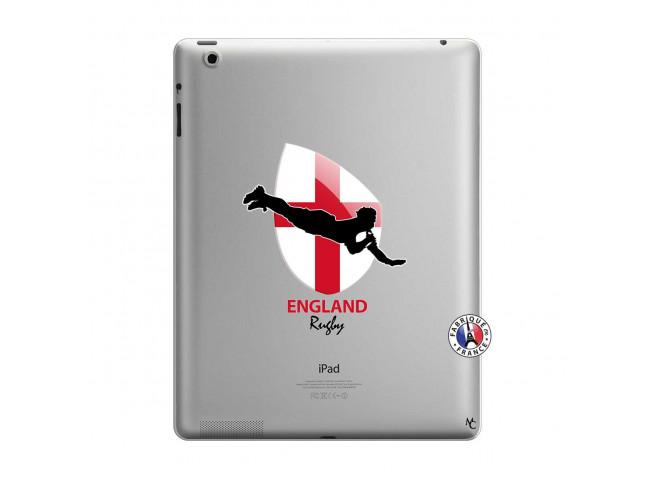Coque iPad 3/4 Retina Coupe du Monde Rugby-England
