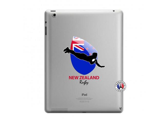 Coque iPad 3/4 Retina Coupe du Monde Rugby- Nouvelle Zélande