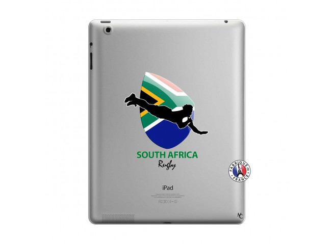 Coque iPad 3/4 Retina Coupe du Monde Rugby-South Africa