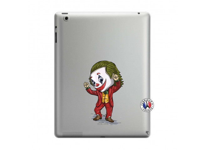 Coque iPad 3/4 Retina Joker Dance