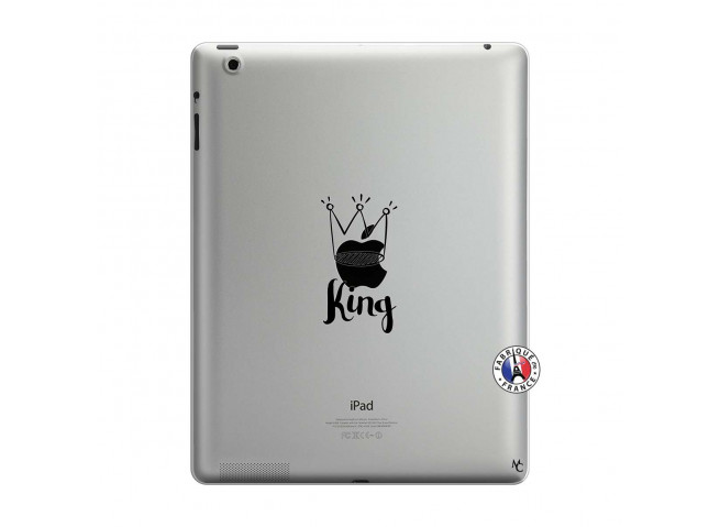 Coque iPad 3/4 Retina King