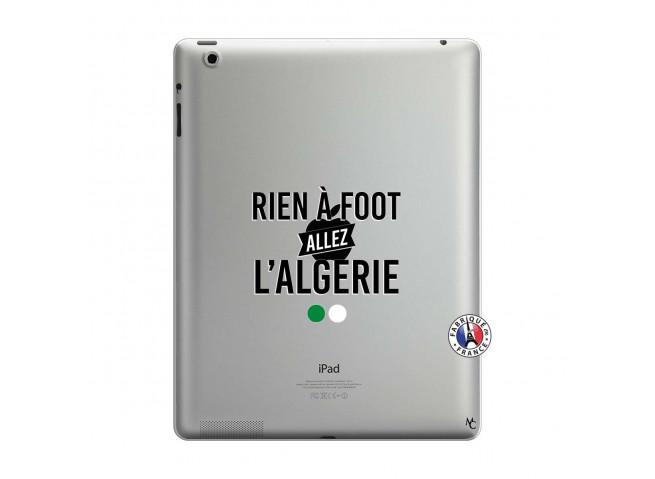 Coque iPad 3/4 Retina Rien A Foot Allez L Algerie