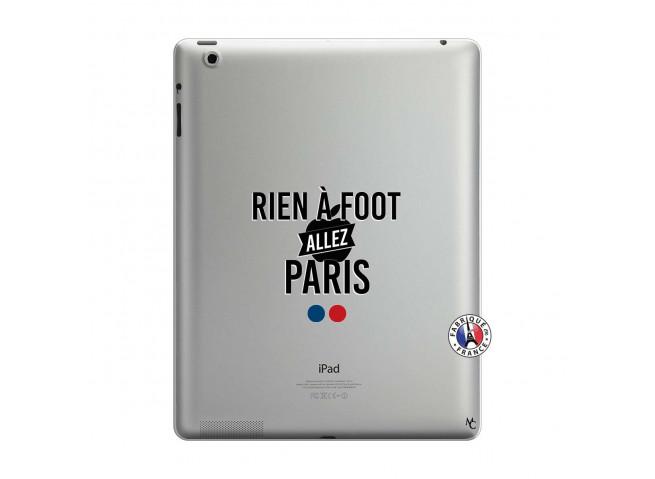Coque iPad 3/4 Retina Rien A Foot Allez Paris
