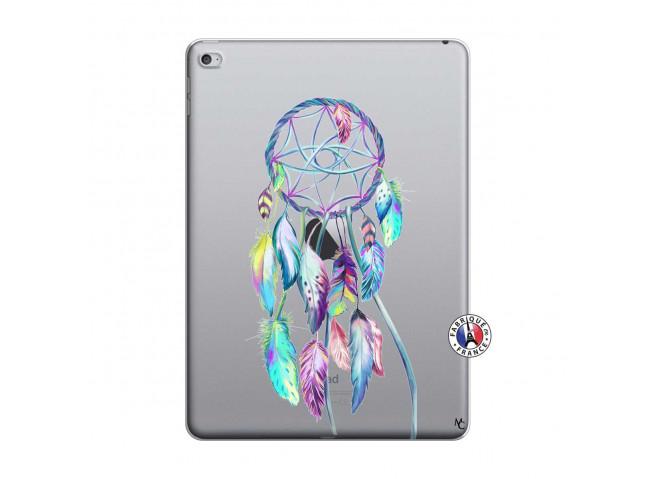Coque iPad AIR 2 Blue Painted Dreamcatcher