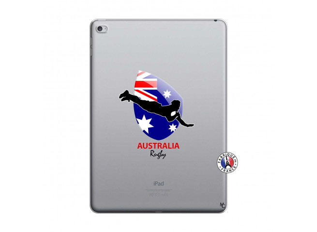 Coque iPad AIR 2 Coupe du Monde Rugby-Australia