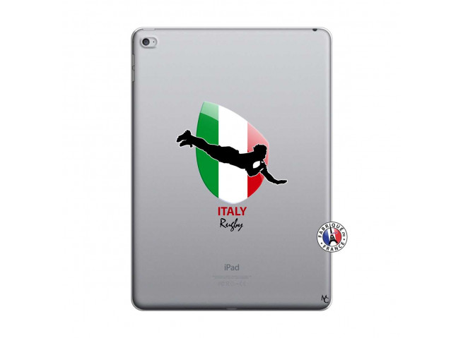 Coque iPad AIR 2 Coupe du Monde Rugby-Italy