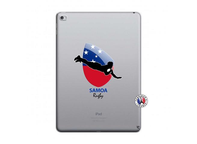 Coque iPad AIR 2 Coupe du Monde Rugby-Samoa