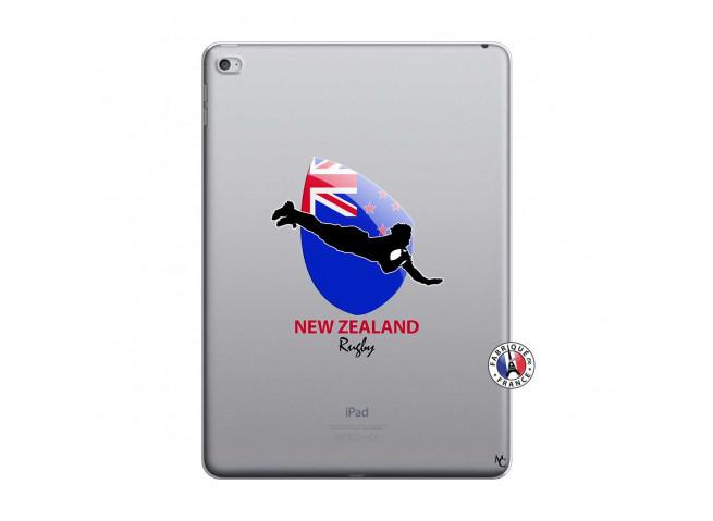 Coque iPad AIR 2 Coupe du Monde Rugby- Nouvelle Zélande