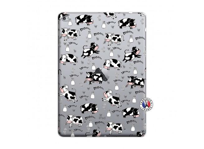 Coque iPad AIR 2 Cow Pattern