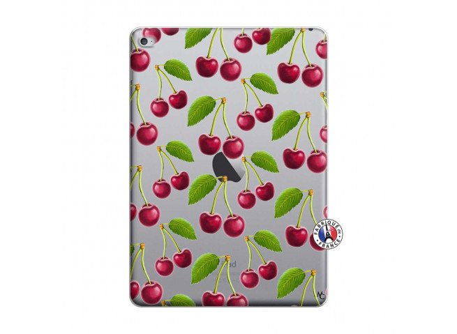 Coque iPad AIR 2 oh ma Cherry
