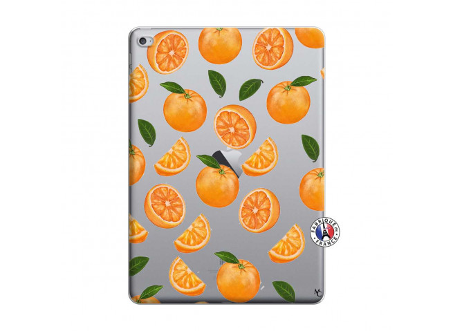Coque iPad AIR 2 Orange Gina