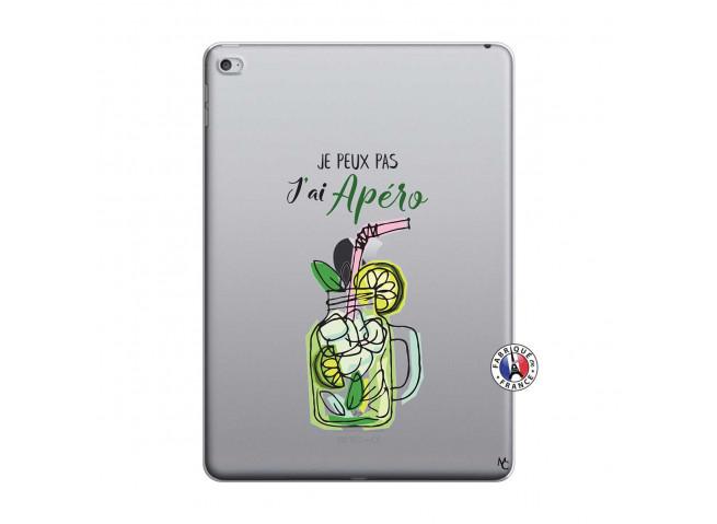 Coque iPad AIR 2 Je peux pas J'ai Apéro